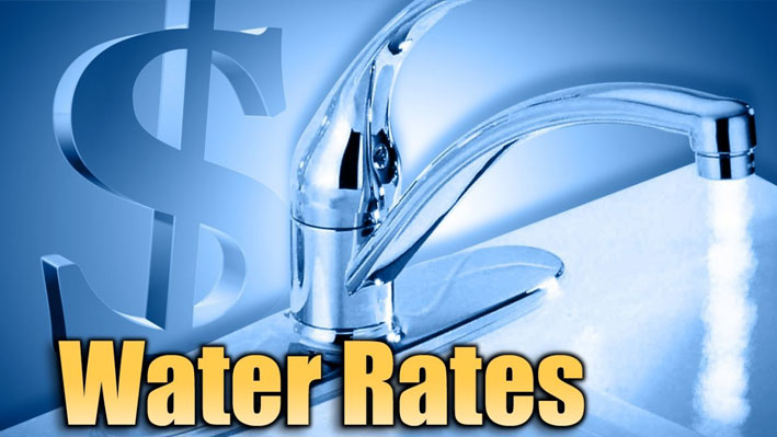 water rates issues